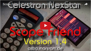 Scope Friend V1.4 - Celestron NexStar