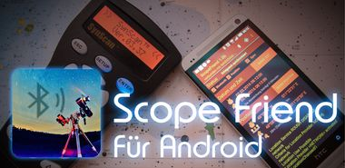 Die Scope Friend Android App